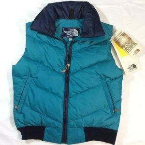 VTG The North Face Mariposa Down Vest Womens